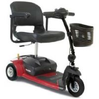 Go-Go Ultra X 3 Wheel Travel Mobility Scooter | FDA Class II Medical Device*