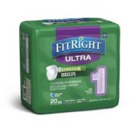 FitRight Stretch Ultra Brief With Center Tab