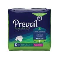 """Prevail Bariatric A Specialty Adult Diapers - XXL 62"""" - 73"""" -  For Heavy Absorbency"""