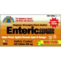 Enteric Coated Aspirin - 325 mg