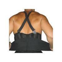 Back Support with Shoulder Straps