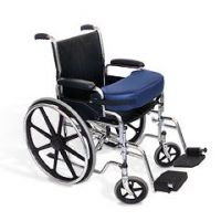 NYOrtho Wheelchair Lap Hugger, Self-Releasing - Pillow Only - 20''W x 4'' Thick