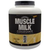CytoSport Collegiate Muscle Milk - Cookies 'N Creme - Each
