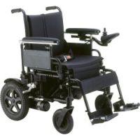 Cirrus Plus EC Folding Power Chair