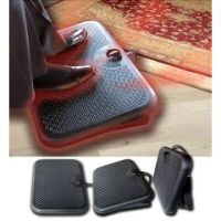 Toasty Toes Personal Heater - Deluxe Ergonomic Footrest