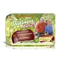 Wellness® Brief Superio® Adult Diaper / NASA Inspired