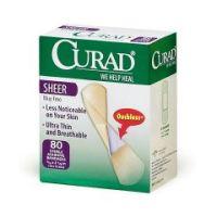 CURAD Sheer Adhesive Strips