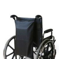 Wheelchair Footrest / Leg Rest Bag