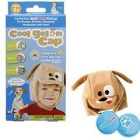 Cool Gel N Cap Kids Ice and Heat Packs with First Aid Cap