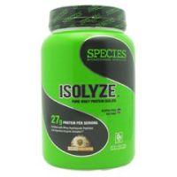 Species Nutrition Isolyze - Vanilla Peanut Butter - Each