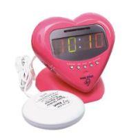 Sonic Boom Sweetheart Alarm Clock - Each