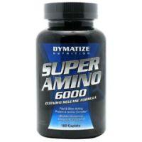 Dymatize Super Amino 6000 - Bottle of 500