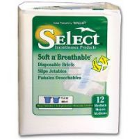 Select Soft n' Breathable Disposable Briefs