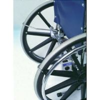 SAFE-T-MATE Anti-Rollback Wheelchair System