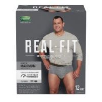 Depend® Real Fit® Pull On Protective Underwear for Men