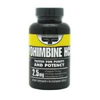 Primaforce Yohimbine HCI - Bottle of 90