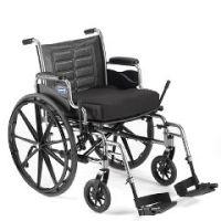 "Invacare Tracer IV Heavy-Duty Wheelchair Desk-Length Arms 22""x18"" - Each"