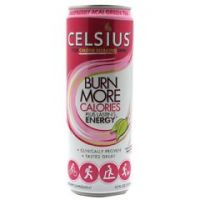 Celsius Celsius - Raspberry Acai Green Tea - Pack of 12