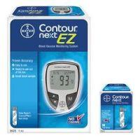 Bayer's CONTOUR NEXT EZ - Meter