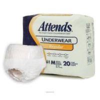 Attends Regular Absorbency Incontinence Underwear