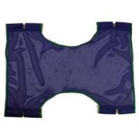 CareGuard Polyester Standard Slings - CareGuard™ Standard Polyester Slings Polyester mesh (without cutout)