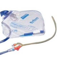 Dover Foley Catheterization Trays - Add-A-Cath With Item # 3502 Drain Bag