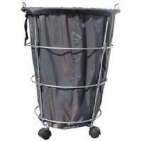 Laundry Basket - Black - Each