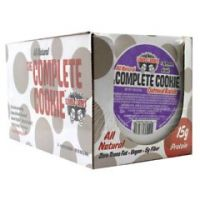 Lenny & Larry's All-Natural Complete Cookie - Oatmeal Raisin - Pack of 12