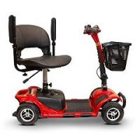 EW-M34 4-Wheel Portable  Mobility Scooter - Ready To Drive