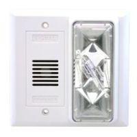 Loud Alarm/Strobe Doorbell Signaler - EMPTY DATA FOR SKU