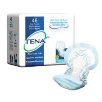 TENA Day Regular Pads for Moderate Absorbency