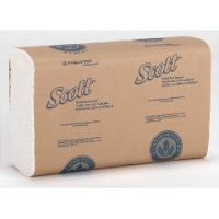 "Scott Paper Towel Multifold 9.2"" x 9.4"" - Case of 4000"