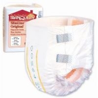 Tranquility Slimline Disposable Briefs for Heavy Incontinence