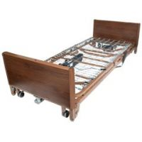 Ultra Light Plus Full Electric Low Bed