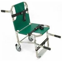 Evacuation Chair w/4 Wheels and Front & Back Handles - Each