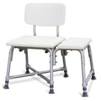 Non-Padded Bariatric Transfer Bench - Case of 1