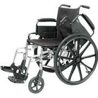 High Performance Lightweight Wheelchair