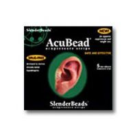 SlenderBeads - Acupressure Strips for Weight Loss - Pack of 5