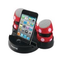 Rechargeable Mini Stereo Speakers - Each