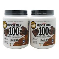 CytoSport Muscle Milk 100 Calories 2-pack - Chocolate - Each