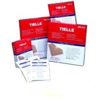 "TIELLE Hydropolymer Adhesive Dressing - 4 1/4"" x 4 1/4"""