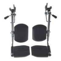 Pair of Wheelchair Elevating Legrests - 1 pair