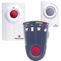 Bellman & Symfon Visit Alerting with Vibrating Receiver for Phone and Doorbell - Bellman & Symfon Visit Alerting with Vibrating Receiver for Phone and Doorbell