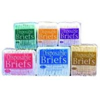Select Disposable Briefs - Heavy Protection