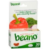 Beano Gas Relief - Bottle of 1