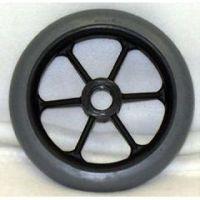 "6 Spoke Composite Molded On Wheel - 6 x 1"" - Each"