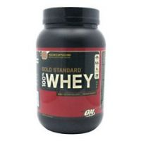Optimum Nutrition Gold Standard 100% Whey - Mocha Cappuccino - Each