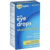 Sunmark Lubricant Eye Drops - Each