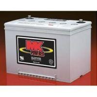 MK 12 Volt - 60 AMP Heavy Duty Gel Battery - Each