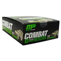 Muscle Pharm Hybrid Series Combat Crunch - Chocolate Coconut - Pack of 12